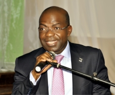 DR. ALEX OTTI, GMD, DIAMOND BANK PLC (KEYNOTE SPEAKER) BOARD MEMBER