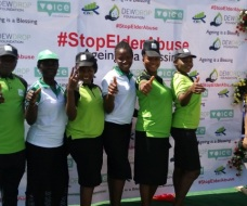 Walkathon event wth CGE and DDF