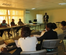 A Start Your Own Business Training session