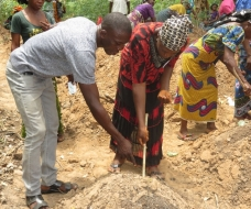 Modern farming for rural women